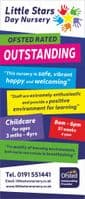 Ofsted Roller banner - Template 2